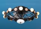 Đèn Quạt Trần Kiểu Vintage UDQ8021