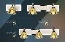 Đèn Soi Tranh Led Đổi Màu USG9185