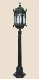 Đèn Trụ Sân Vườn SH396 Ø220xH1230