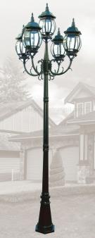 Đèn Trụ Sân Vườn SH424 W820xH2850
