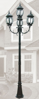 Đèn Trụ Sân Vườn SH430 W820xH2850