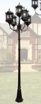 Đèn Trụ Sân Vườn SH462 W820xH2850