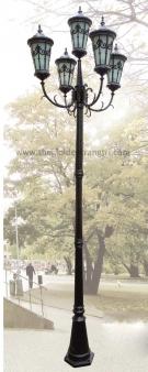 Đèn Trụ Sân Vườn SH784 Ø820xH2750