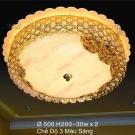 Đèn Ốp Trần Led Đổi Màu SN6091 Ø500