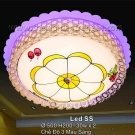 Đèn Ốp Trần Led Đổi Màu SN6092 Ø500