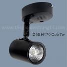 Đèn Pha Tiêu Điểm LED 7W SN6218