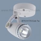 Đèn Pha Tiêu Điểm LED 7W SN6221