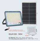 Đèn Pha LED Năng Lượng Mặt Trời 150W AFC Solar 009