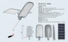 Đèn Đường LED 200W Năng Lượng Mặt Trời AFC Solar 010