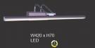 Đèn Trang Trí Gương LED AU-ST5533CF