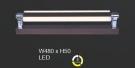 Đèn Trang Trí Gương LED AU-ST7487