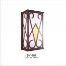 Đèn Vách Da Dê EVG303