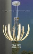 Đèn Thả Led Nghệ Thuật EU-TBA65 Ø500
