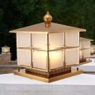 Đèn Trụ Đồng Gắn Cổng LH-TCD08-21 300x300