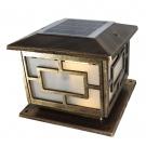 Đèn Đồng Gắn Cổng Solar LH-TD04 300x300