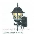 Đèn Vách Ngoại Thất EU-TD117