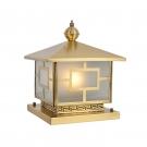Đèn Trụ Đồng Gắn Cổng LH-TD34 300x300
