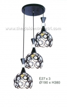 Đèn Thả Nghệ Thuật ETE012