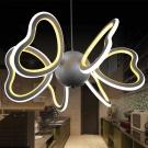 Đèn Thả LED Nghệ Thuật LH-TH866 Ø600