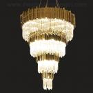Đèn Thả Pha Lê Thông Tầng LH-TH882-21 Ø1200