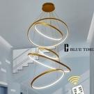 Đèn Thả LED Nghệ Thuật LH-TH894 Ø1200