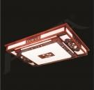 Đèn Trần Gỗ Phòng Khách UOTG18