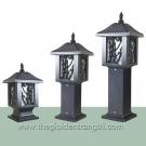 Đèn Trụ Sân Vườn TP6618 H800mm