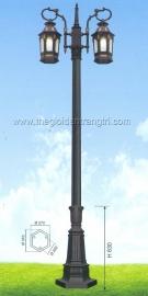 Đèn Trụ Sân Vườn TRỤ 045 H3000