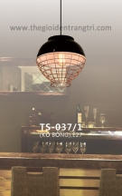 Đèn Thả Bàn Ăn LK@4.TS037 Ø300