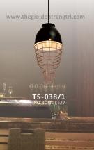 Đèn Thả Bàn Ăn LK@4.TS038 Ø200
