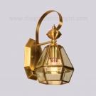 Đèn Vách Đồng Ngoài Trời UVD5014