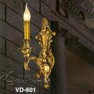 Đèn Tường Nến Đồng EVD601