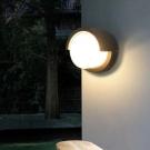 Đèn Ốp Tường LED LH-VNT605A Ø160